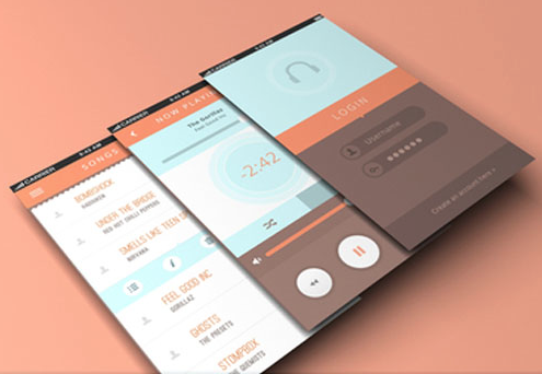 Applsource design example - Mobile App Designers